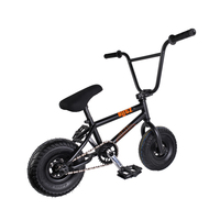 Inexpensive Products 10 inch chromol aluminum frame cool bmx bike for sale