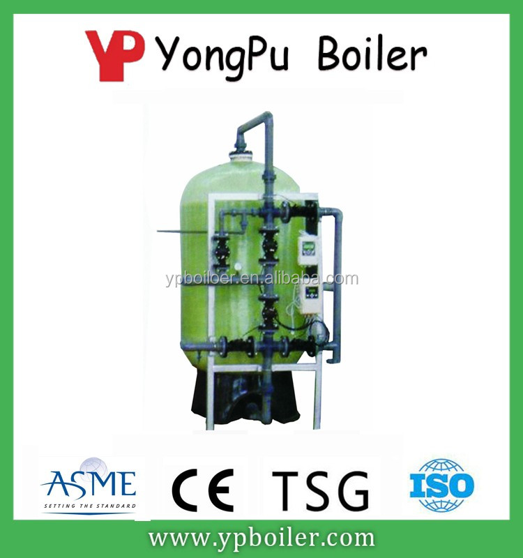 Good Service Boiler Water Softener Water Softening Equipment Water Treatment Equipment For Industry Usage