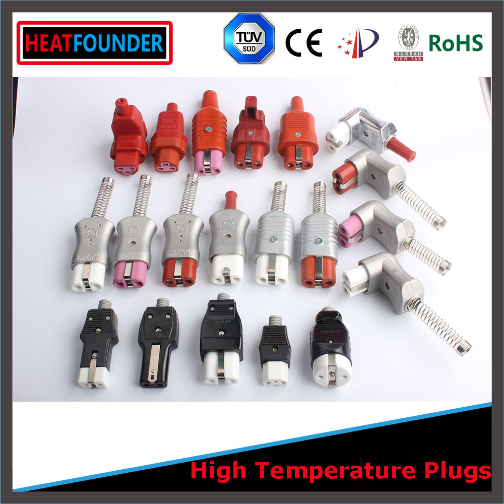 High Temperature Ceramic Plug high voltage banana plug silicone heater plug