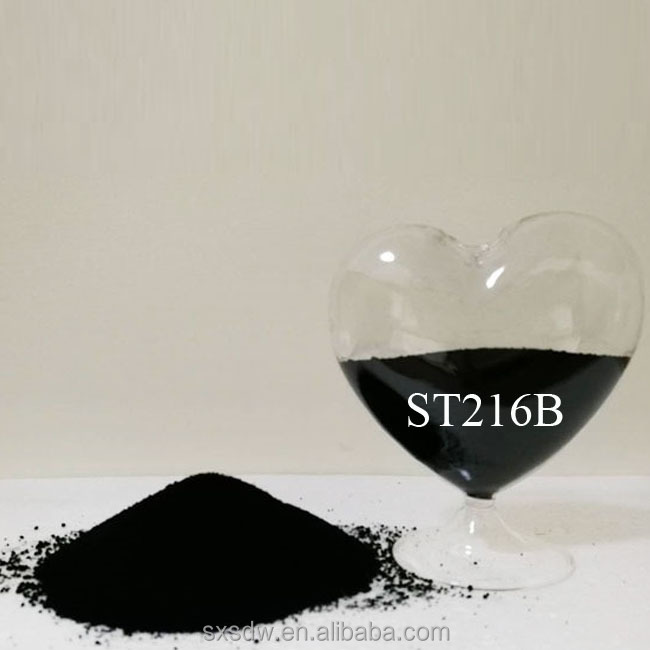 Carbon black ST216B ST216P ST308B ST308P ST325B ST325P for architectural coatings