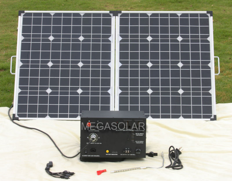1KW Solar panels systerm for homeMS-1000PSS