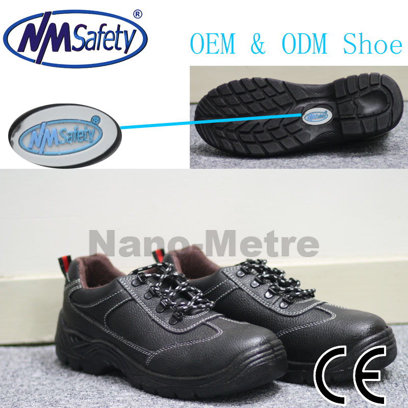 NMSAFETY safety jogger shoes flat work shoes manufacturer with CE certificate
