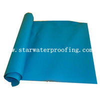 Pvc Roofing And Waterproofing Membrane