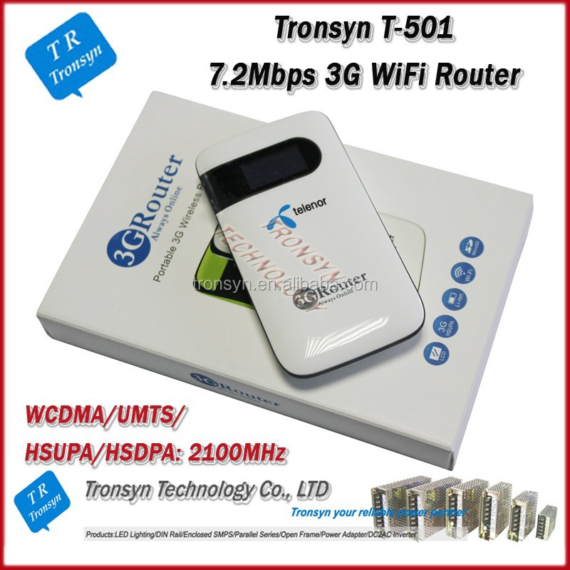 Hot Sale Cheapest HSDPA OEM Portable 3G Wireless Router And 3G Mobile WiFi Hotspot