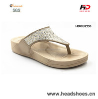 2016 new fashion fancy ladies chappal