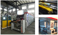 new condition roto gravure color printing machine( china good manufacturer )