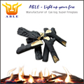 Made In China Realistic Burning Accessories Gas Logs For Indoor and Outdoor S08-35