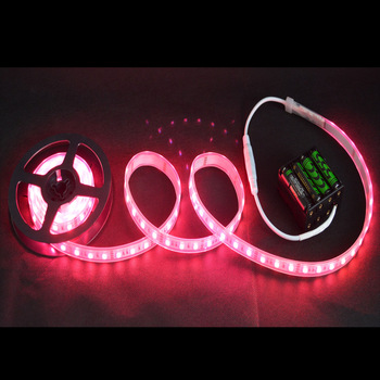 Bending led strip lights