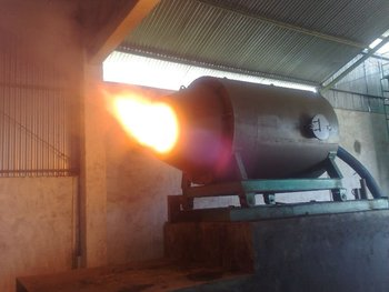 PULVORIZED COAL BURNER