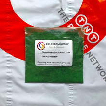 Chromium Oxide Green Colorcom Chrome Oxide Green TPColor Pigment Green 17 with Low Hexavanlent Chrome
