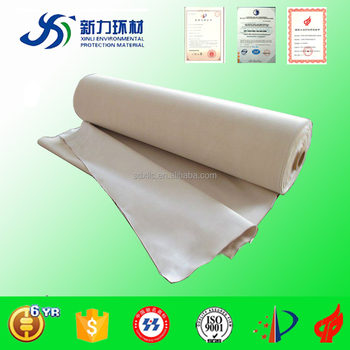 E-glass 780gsm Teflon ptfe Coated Fiberglass textured fiberglass rolls , roll filter cloth