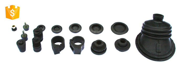 Automotive Parts for Car Body Use Rubber Parts