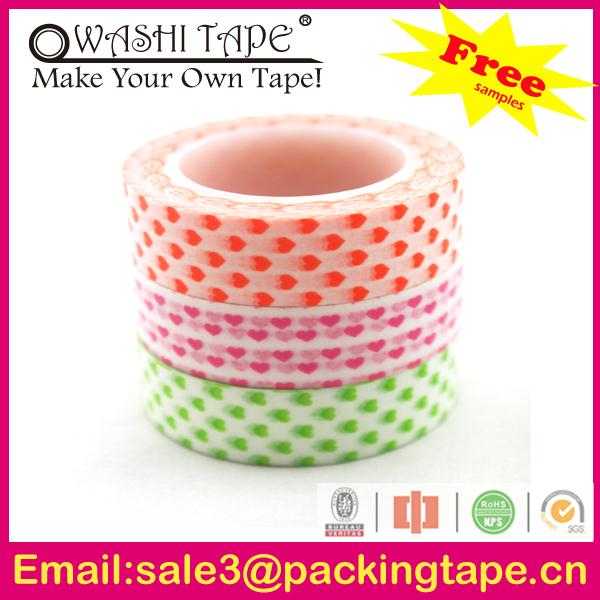 cellophane adhesive tape,waterproof Japnese tape made in China SGS
