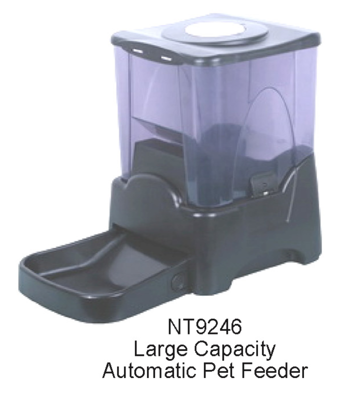 ABS Large Capacity Automatic Pet Feeder ORIENPET & OASISPET NT9246