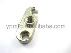 anodized aluminum furniture parts cnc milling chair parts cnc machined furniture hardware