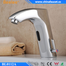 Bathroom Brass Basin Faucet Electronic Hand Wash Touchless Sensor Mixer