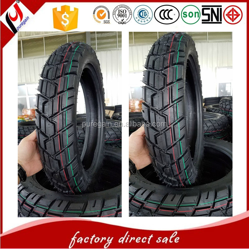 High quality PUREGAIN tyre made in china motorcycle tyre tube price for sale