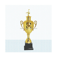 Cheap Gold Plastic Cup Trophy With Base For Champion