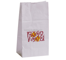 Promotional Gift Hot kraft paper bag without handle