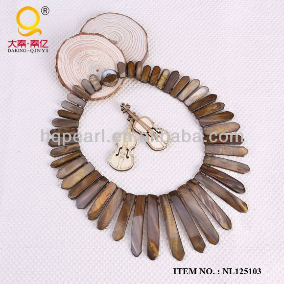 hawaii mother of pearl shell necklace sea shell for jewelry making necklaces