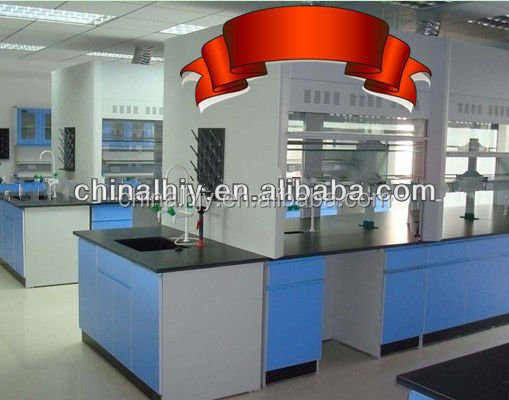 High Quality steel dental Laboratory Table Used for School Laboratory