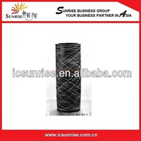 High Quality Cylindrical Large Vase For Decoration