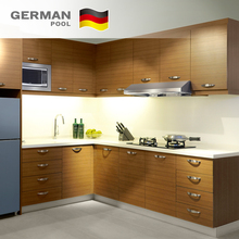 German Pool Cabinetry - Custom Wood Kitchen Cabinet