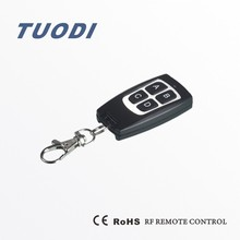 TDL-150-4 ,key chain,fan remote control 4 button ABS case mini size nice china supplier