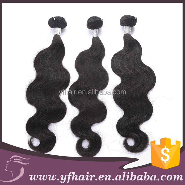 Factory price best popular good ratio top quality brazilian body wave infinity hair