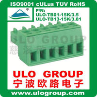 phoenix 5.08mm plug terminal block manufacturer/supplier/exporter -021 ULO Group