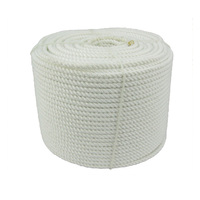 3MM 200 M White Kuralon Rope for packing