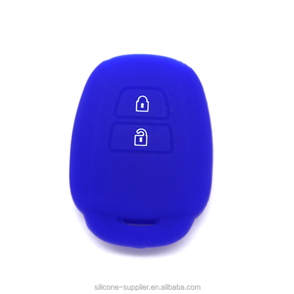 Customized Silicone Key Fob Cover For All Cars