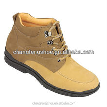 wholesale guangzhou factory height increasing mens quality replica hiking boots