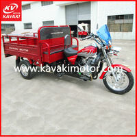Good New Carry 600kgs High Power MTR Cargo Tricycle