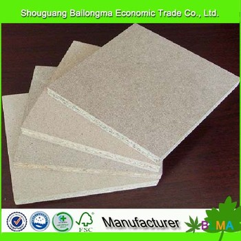 1220*2440 / 915*2440 8mm thin chipboard for office partitions