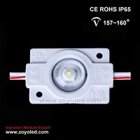 samsung led module with different beam angle len