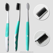 Oral care home use charcoal toothbrush good price