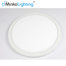 Indoor 48w 40w 36w Round Ceiling 600x600 Office Flat Big Led Panel Light