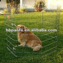 "General Cage Deluxe Pet Exercise Pen/Wire mesh is 1 3/4"" x 9"""