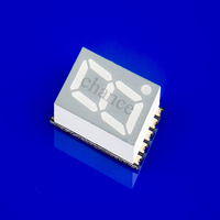 0.56 inch dual digit white 7 segment SMD display GS5611CR-G