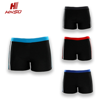 Sportwear high quality custom surf short sexy mens waterproof swimming trunks