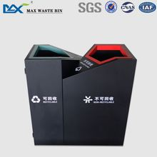 Hotsales Novelty Shopping Center Custom Made Color Codes For Waste Bins