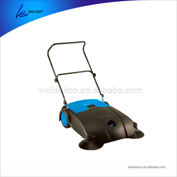 hand easy home sweeper/push sweeper/dust sweeper