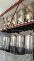 Popular small volume mobile type conical beer fermenter for home brewery