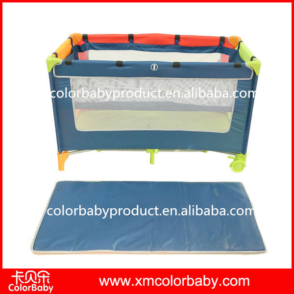 European style multi-purposes basic baby cot