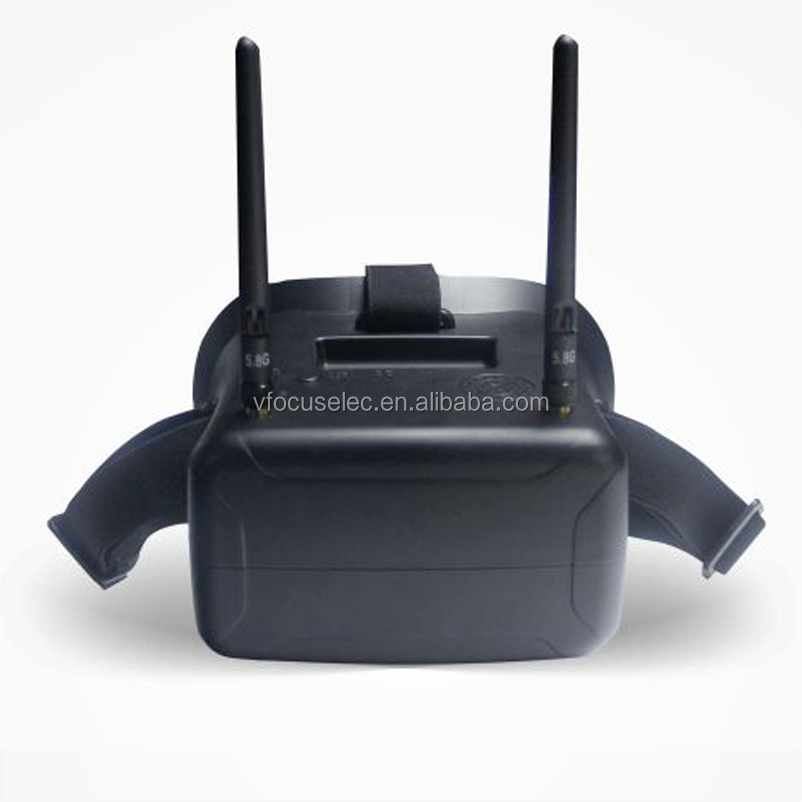 HD FPV Goggles Video GLASSES 5.8G FPV Glasses Headset Video Eyewear Glasses For Racing Drone QR X350PRO TALI H500
