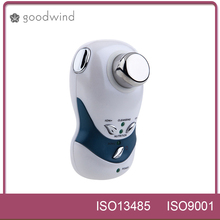 gym equipment/body building ultrasonic massager eye electrode therapy galvanic beauty device