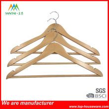 Wholesale wooden coat hanger stand
