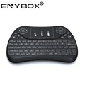 ENY Multiple Colour Backlight Smart Transformation T2 OTT TV Box Mini Wireless Keyboard for Smart TV