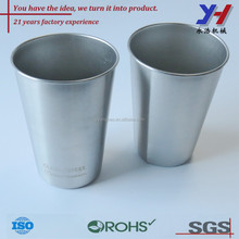 OEM ODM customized small aluminum cylinder container